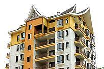 商品楼建筑风格