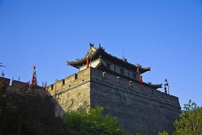西安古城建筑