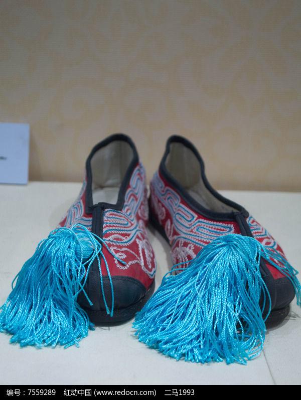 戏剧鞋子图片