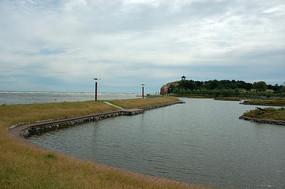北戴河鸽子窝公园风景区
