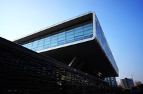 国家图书馆书籍建筑外景
