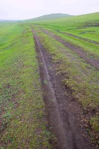 内蒙古金界壕遗址遗迹