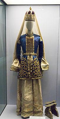 披巾女性服饰