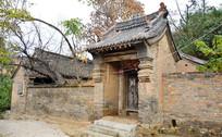 青瓦房古建筑-豫东民居