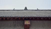 寺庙古建筑-古建筑摄影