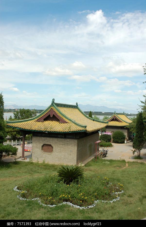 北戴河鸽子窝公园景观图片