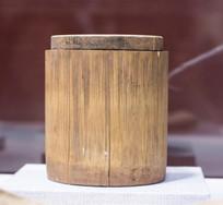 长征中使用的竹筒