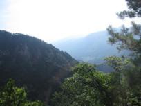 大山自然风景图片