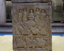 佛像浮雕砖