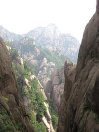 高山自然风光图片