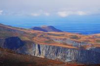 吉林长白山主峰