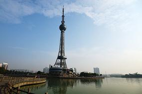 龙源湖电视明珠塔