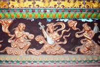 仙女雕像-宗教人物图片