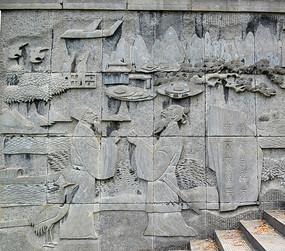 传统文化雕刻艺术-石刻艺术