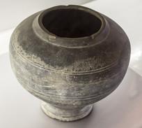 仰韶文物陶罐