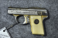 德国华尔特工艺手枪