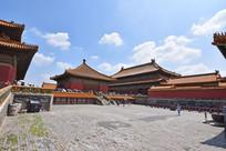 故宫建筑风景