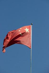 飘舞的红旗