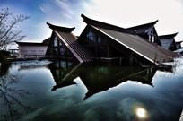 上海之根 广富林水下博物馆