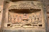 石窟寺佛像雕刻艺术