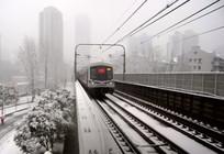 大雪 轨道交通