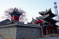多伦县古建筑碧霞宫