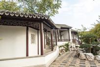 江南园林走廊