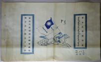 民国十八年蒙古代表团报告