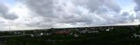 天空云全景图