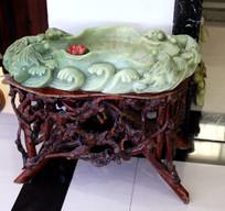 玉石雕刻艺术品
