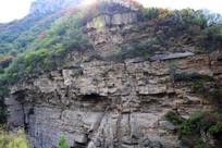 断崖山岭图片