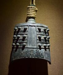 古代的乐器编钟