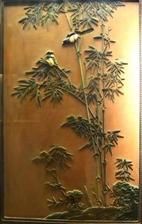 古代宫廷装饰挂屏图片