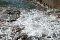湍急的水流