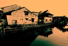 西塘古镇 民居