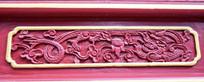 中国龙木雕摄影图