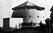 1937年10月17日日伪军占领包头老照片