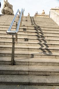 大理石楼梯图片 大理石楼梯设计素材 红动网