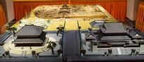 缅甸寺院建筑模型