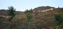 山川景观摄影图