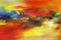 现代抽象画无框画