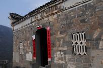 杨泗庙大门