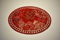 中国婚庆囍字剪纸