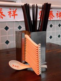 筷子 勺子 餐具