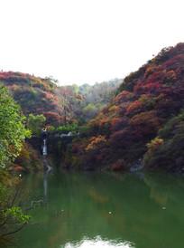 美丽的山水自然风景