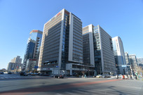 华夏银行和招商证券大楼