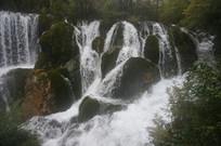 九寨沟瀑布群