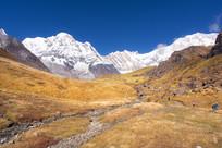 尼泊尔安纳普尔纳