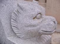 石雕图案老 虎图案