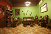 室内古家具